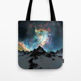 NORTHERN LIGHT ALASKA Tote Bag