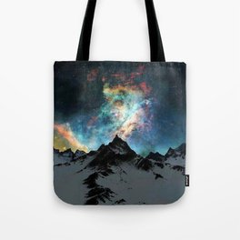 NORTHERN LIGHT ALASKA Tote Bag