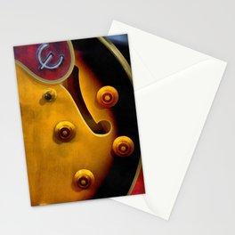 Guitar No. 7 Stationery Cards