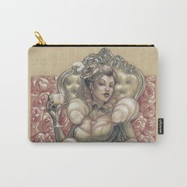 Queen of Heart Carry-All Pouch