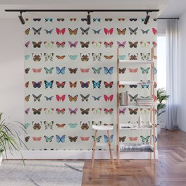 Butterflies Wall Mural