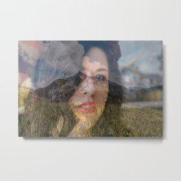 Lisa Marie Basile, No. 69 Metal Print