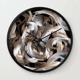 Nid de Douceurs Wall Clock