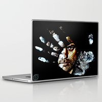 fringe Laptop & iPad Skins featuring Fringe by D77 The DigArtisT