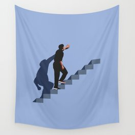 How's it going to end ? Wall Tapestry
