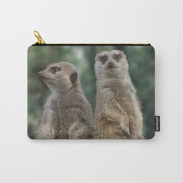 Meerkats: Best Friends Forever Carry-All Pouch