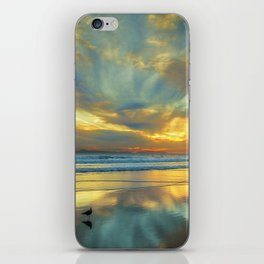 Ebb Tide Square iPhone Skin