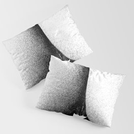 Abstract woman ink work Pillow Sham