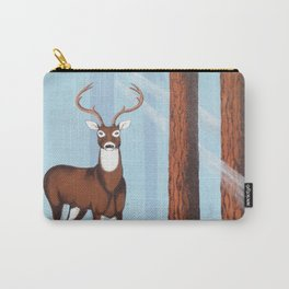 The Young Buck's Present Moment Carry-All Pouch