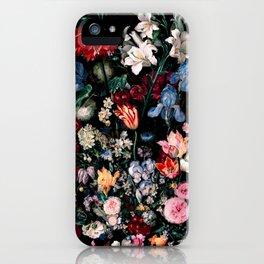 Midnight Garden XVII iPhone Case