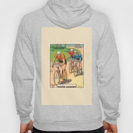 Cyclisme Cyclists Vintage Graphic Cycling Hoody