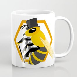 Bee Fancy Coffee Mug