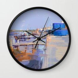 Jun 5, Sankt-Peterburg Wall Clock