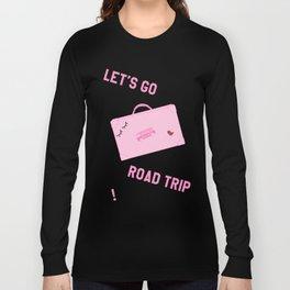 Girl Gang Travel Long Sleeve T-shirt