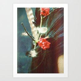 Wild Thing (I love you) Art Print