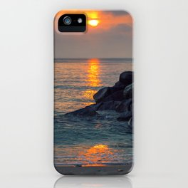 The Ft. Lauderdale Jetties iPhone Case