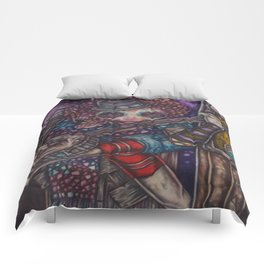Jaded Art Comforters