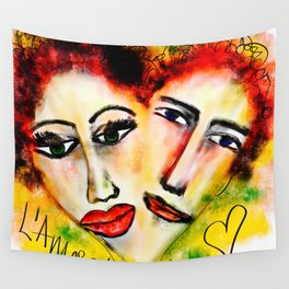 L'Amore Wall Tapestry