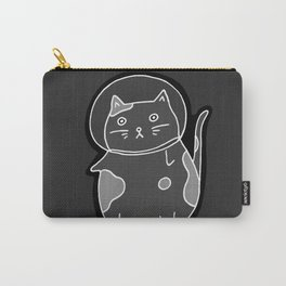 Space Cat II (Night Version) Carry-All Pouch