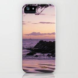 kihei canoe club iPhone Case