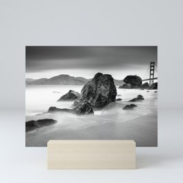 Serenity of the Golden Gate Mini Art Print