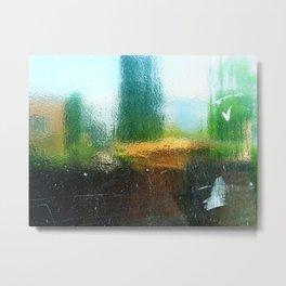 Urban Abstract 38 Metal Print
