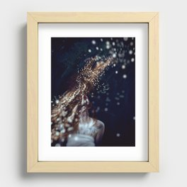 Bara Recessed Framed Print