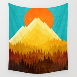 Chill Day Wall Tapestry