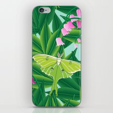 Rousseau's Lily Patch iPhone & iPod Skin