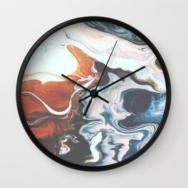 Move with me Wall Clock