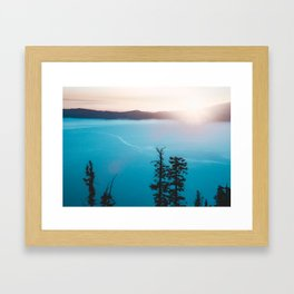 The Greatest Summer Framed Art Print