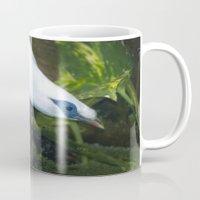 bali Mugs featuring Bali Myna by Design Windmill