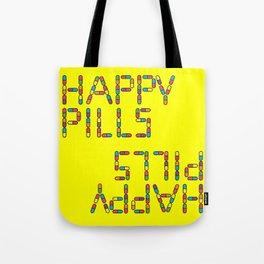 Happy Pills - Nurse Jackie Tote Bag