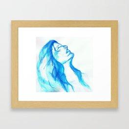 onna Framed Art Print