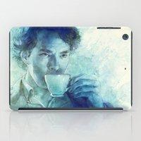 tea iPad Cases featuring Tea by Anna Dittmann