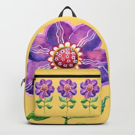 A Study in Violet Backpack