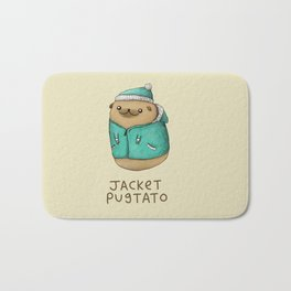 Jacket Pugtato Bath Mat