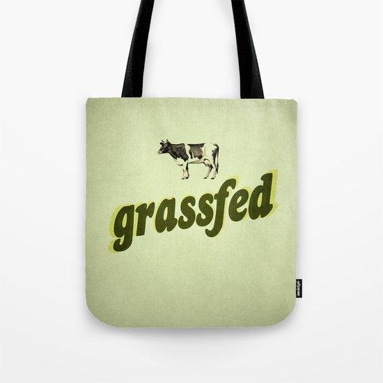 Grassfed Tote Bag