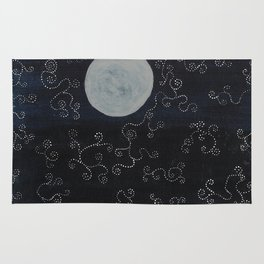 Mystical Moonrise Rug
