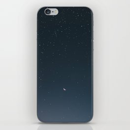 con vos iPhone Skin