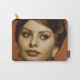 Sophia Loren Carry-All Pouch