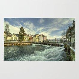 Weir of Lucerne Rug