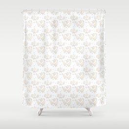 Chickens Shower Curtain