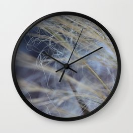 Nature in the French Alps 2 Wall Clock