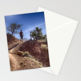The Hiker Stationery Cards