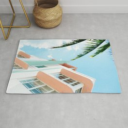 Miami Fresh Summer Day Rug