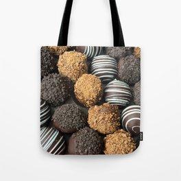 Truffle Chocoholic Fudge Mania Tote Bag