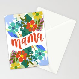 Mama Stationery Cards