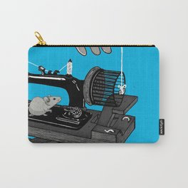 Mechanical rat Carry-All Pouch
