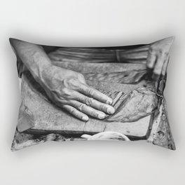 The Pull Rectangular Pillow